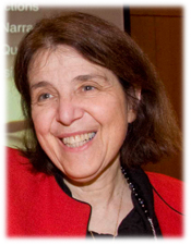 Photo of Ellen Zweibel.